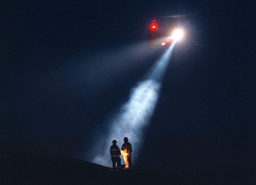 In der Nacht auf den 3. September 1998 kommen beim Swissair-Unglück vor der kanadischen Küste 229 Menschen ums Leben, darunter 49 Schweizer Staatsbürger.