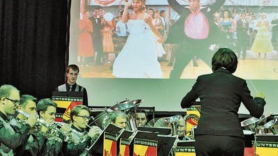 Unteregger Bürgermusik verleiht sich einen Oscar