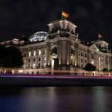 AfD überholt SPD in Wählergunst in Deutschland