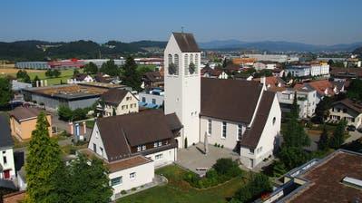 Die reformierte Kirche von Reiden. (Bild PD)
