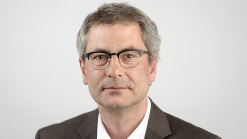 Pascal Hollenstein, Leiter Publizistik (Bild: Michel Canonica)