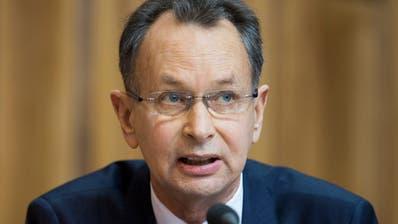 Aargauer FDP-Ständerat Philipp Müller tritt 2019 nicht mehr an
