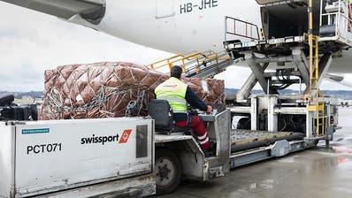 Swissport steigert Betriebsgewinn im Halbjahr deutlich
