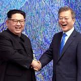 Gesandte Südkoreas wollen mit Nordkorea über Abrüstung reden