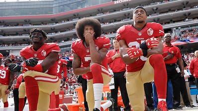 Trump attackiert US-Football-Star Kaepernick - Nike-Aktie fällt