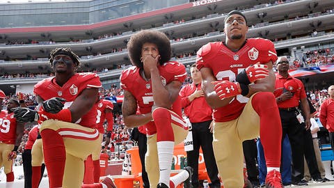 Trump attackiert US-Football-Star Kaepernick - Nike-Aktie fällt