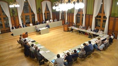 Die Parteien des Weinfelder Gemeindeparlaments sagen Ja zur neuen Gemeindeordnung. Ausser die Grünen haben die Nein-Parole gefasst. (Bild: Mario Testa)