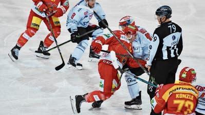 Das «Küken» ist nun Hockeyprofi