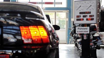 Ein Luzerner Unternehmer hat Klage gegen das Strassenverkehrsamt eingereicht. Es erhebe Gebühren willkürlich. (Bild: Boris Bürgisser, 24. September 2013)