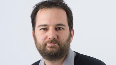 "Kaspar Enz, Reporter ""Ostschweiz am Sonntag"""