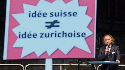 Kampf ums SRG-Radiostudio in Bern: Warum Züri West gegen Zürich poltert