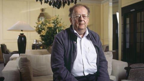 Der Schweizer Kinderarzt Beat Richner ist im Alter von 71 Jahren verstorben. (Bild: KEYSTONE/Gaetan Bally)