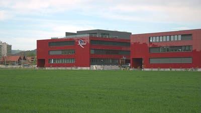 In diesem Baarer Geschäftshaus war Rapidshare domiziliert. (Bild: Wikipedia)