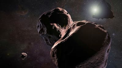 Rekord-Rendezvous: Nasa-Sonde «New Horizons» trifft «Ultima Thule»