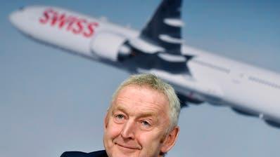 Swiss erzielt auch 2018 einen Passagierrekord