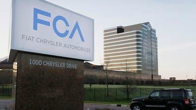 Fiat Chrysler zahlt Hunderte Millionen Dollar wegen Abgasklagen