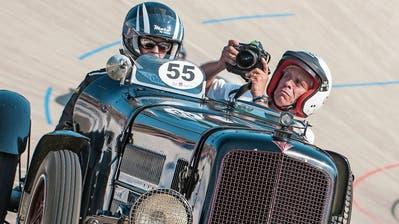 Oldtimer sind die Passion des Sachsler Fotografen Daniel Reinhard
