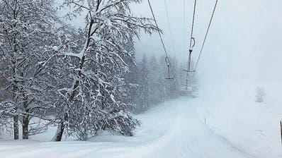 Skilift Tanzboden stellt Betrieb aus Sicherheitsgründen ein