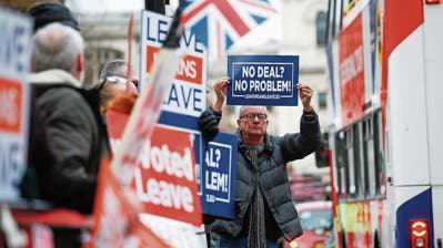 Stunde der Wahrheit in London: Zehn Fragen und Antworten zum Brexit-Plan