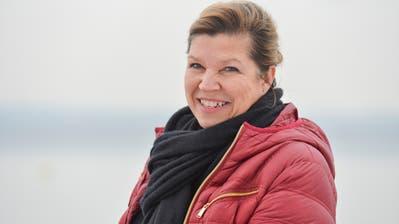Stadtratskandidatin Ursula Bernhardt (parteilos). (Bild: Donato Caspari)