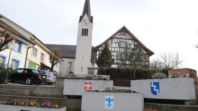 Katholische Kirche von Aadorf. (Bild: Nana do Carmo)
