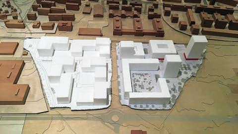 Mehr preisgünstiger Wohnraum im Baarer Unterfeld-Teil vorgesehen