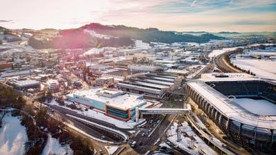 Das Industriegebiet St.Gallen West gemeinsam stärken