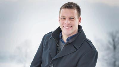 Ein ehrlicher Cheib: Der Frauenfelder SVP-Stadtratskandidat Andreas Elliker ist offen wie kaum ein Politiker