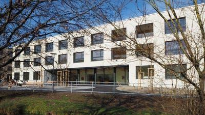 Das neue Pflegezentrum Riedbach in Adligenswil. (Bild: PD)