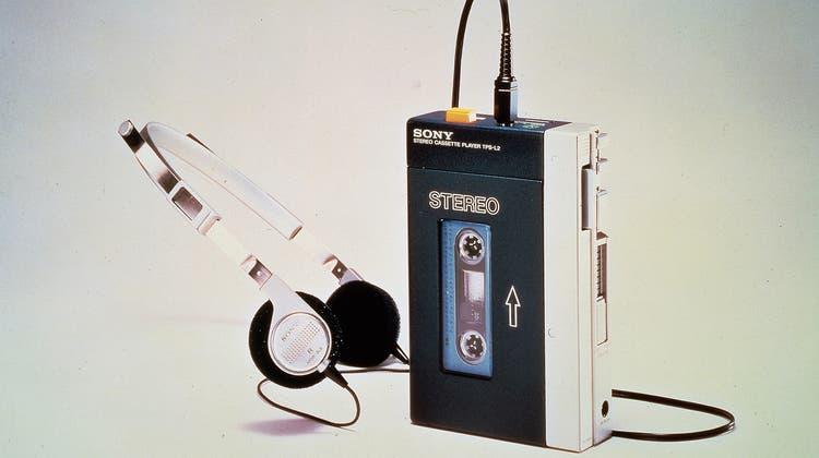 Der Beginn einer Ära: Vor 40 Jahren kam der erste Walkman auf den Markt