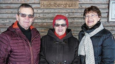AadorferBürgerschreiberin übernimmt Verwaltung der Waldhütten