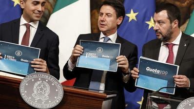 Rom beschliesst Dekrete zur Umsetzung von sozialer Sicherung