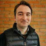 Dario Mykandidiert als Schulpräsident in Bottighofen. (Bild: Nicole D'Orazio)