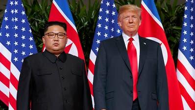 Trump will sich Ende Februar mit Kim Jong Un treffen