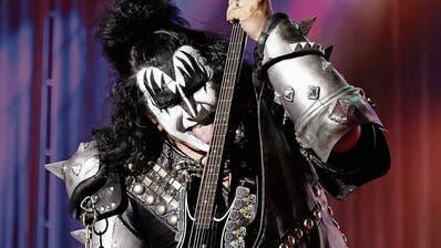 Kiss-Frontmann Gene Simmons: «Es ist ein gutes Alter, um aufzuhören»