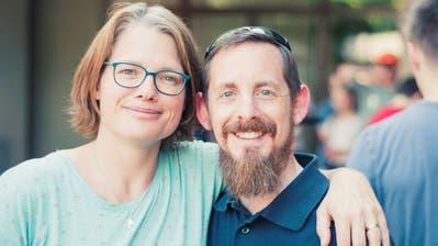Übernehmen in der Katholischen Kirchgemeinde Arbon die Gemeindeleitung: Simone und Tobias Zierof. (Bild: PD)