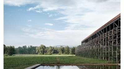 So soll der Gebäudekomplex aussehen. (Visualisierung: PD)