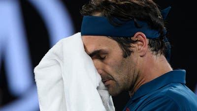 Federer an den Australian Open ausgeschieden