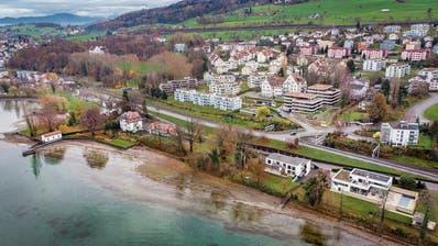 Strassenumfrage zum Seeuferweg in Rorschacherberg: Die Abstimmung polarisiert