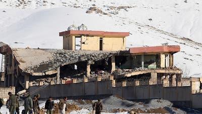 Mindestens 65 Tote bei Anschlag auf Stützpunkt in Afghanistan