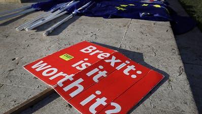 EU-Kommission macht May kein neues Angebot zum Brexit