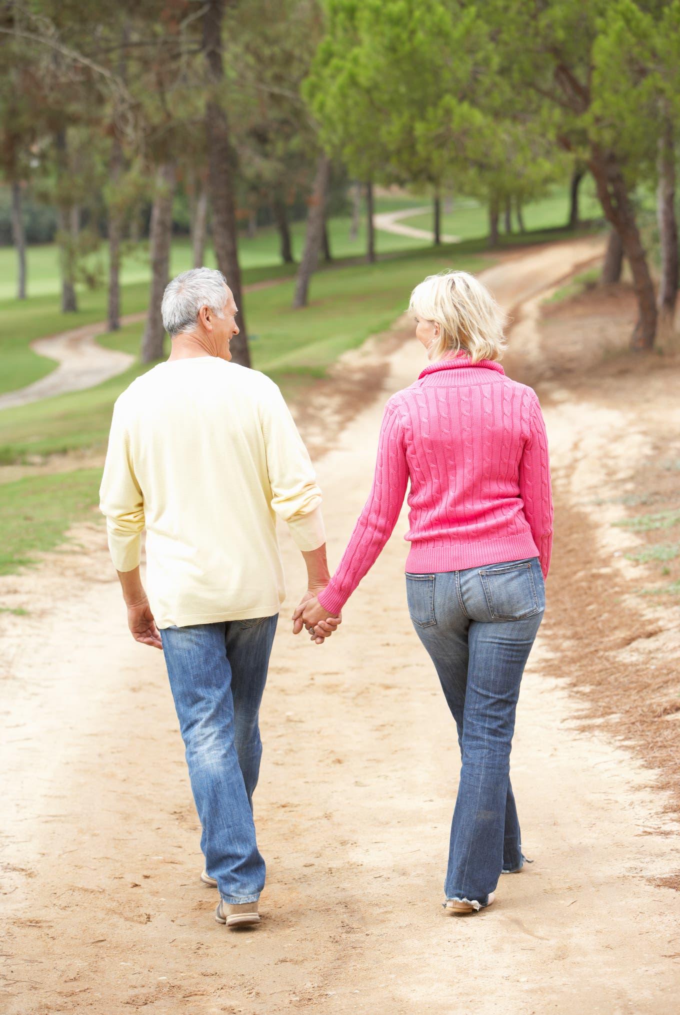 Dating für über 60-jährige