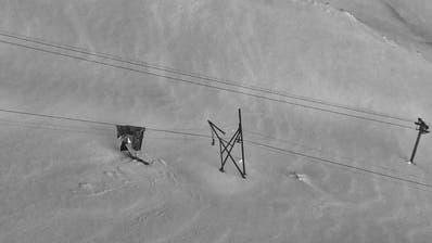 Die Wirte des Berggasthauses Rotsteinpass gehen von mehreren zehntausend Franken Sachschaden aus. (Bild: pd)