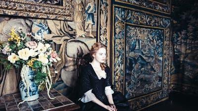 Emma Stone im oscar-nominierten Film «The Favourite» von Yorgos Lanthimos. (Bild: Twentieth Century Fox)