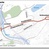 Luzerner Autobahnzubringer Spange Nord: Das sind die Favoriten