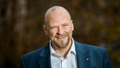 CVP Präsident Kanton Luzern, Christian Ineichen. (Bild:Eveline Beerkircher)