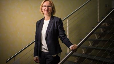 Stadträtin Claudia Martin hat den Vorsitz im Gremium. (Bild: Benjamin Manser)