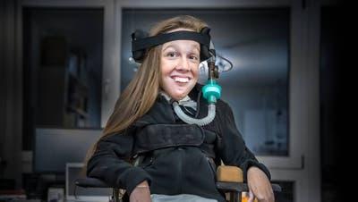 Bettina Rimensberger will eine vielversprechende neue Therapie beginnen. (Bild:Sebastian Klinger)