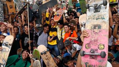 Skateboard-Sammlung in New York für 800.000 Dollar versteigert
