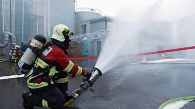 Kanton Zug: Feuerwehren kämpfen um Nachwuchs